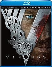 Vikings: The Complete First Season [Blu-ray] (Bilingual)