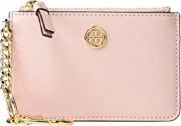 3b67281397ac Shell Pink. 17. Tory Burch. Robinson Card Case ...