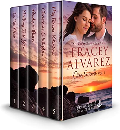 Due South Boxed Set: 5 Small Town Romances (Stewart Island Series) (English Edition)