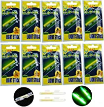 QualyQualy Clip On! Fishing Glow Sticks for Pole 20...