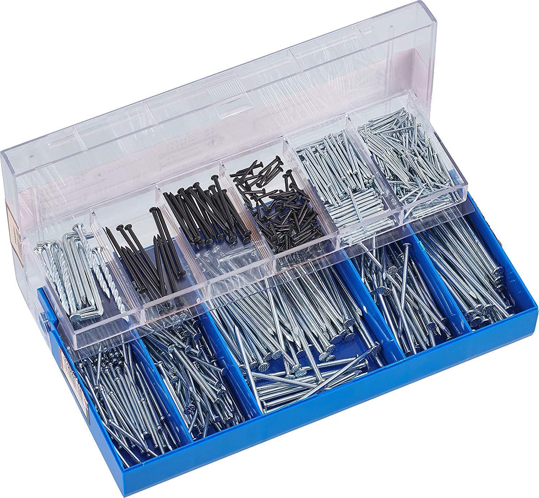 Connex DP8500010 - Clavo de acabado (tamaño: 70-Piece, pack de 70): Amazon.es: Bricolaje y herramientas