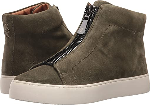 Forest Soft Oiled Suede