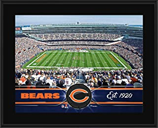 chicago bears plaque