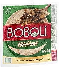 Boboli, Original Italian Thin Pizza Crust, 10oz Package (Pack of 3)