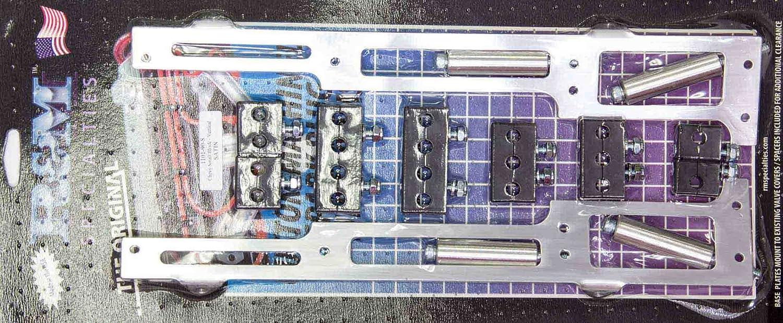 5 ☆ very popular RM Specialties 1101-90S Philadelphia Mall Satin Vertical Plug Wir Style Spark