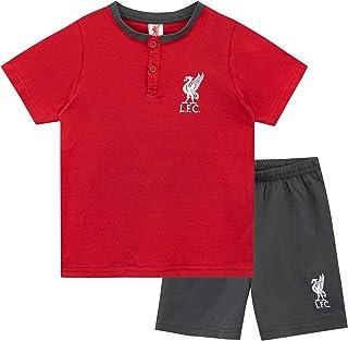 Pijamas para Niños Rojo 5-6 Años