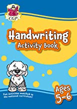 New Handwriting Activity Book for Ages 5-6: Perfect for Catch-Up and Home Learning (CGP Home Learning)