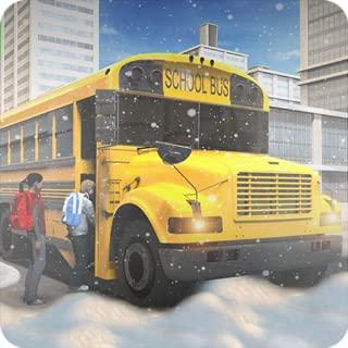 School Bus Coach Driver Simulator 2019