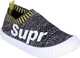 Walk Well Shoe Fashion Slipon Sneakers Slip ON Type for Boys and Girls (21to32)