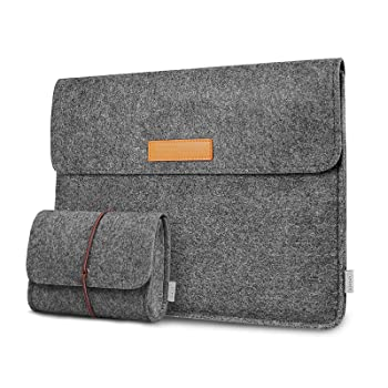 Inateck ラップトップスリーブケース 13インチMacBook Air 2018/2019/2020/MacBook Pro 2020/2019/2018/2017/2016(A1706/A1708/A1989/A2159)/Surface Pro X/7/6/5/4/3/ iPad pro 12.9インチ 2020/2018 用PCインナーバッグ