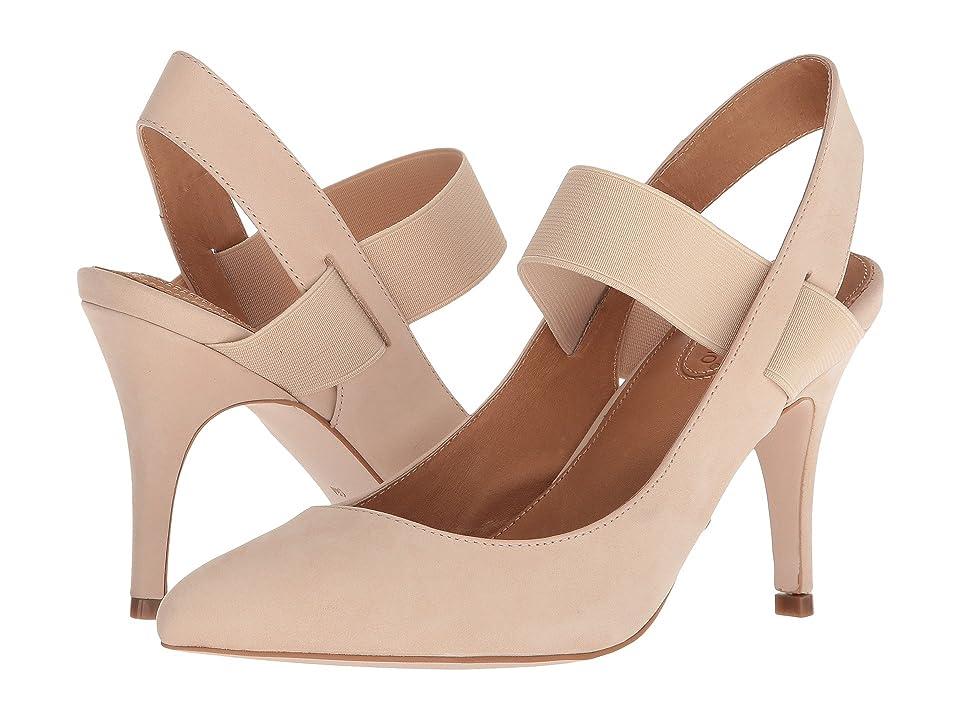 CC Corso Como Craz (Nude Soft Nubuck) High Heels