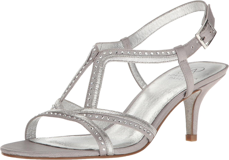 Adrianna Papell Womens Agatha Dress Sandal