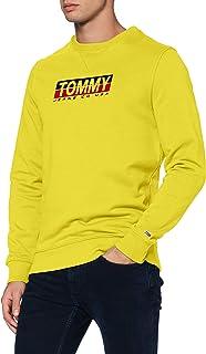 Tommy Hilfiger Tjm Essential Split Box Crew Maglione Uomo