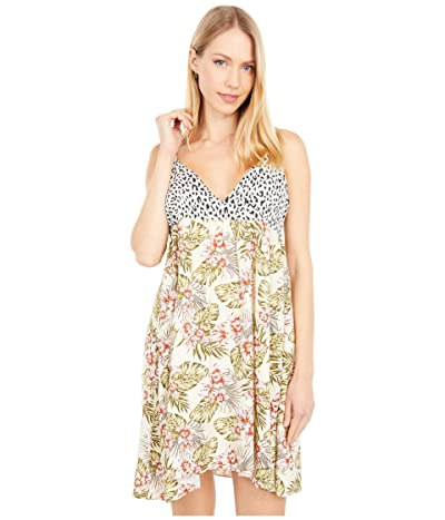 Volcom Sorry Babe Dress (Green Tea) Women