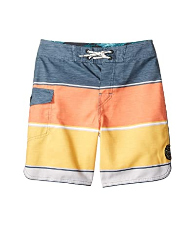 Rip Curl Kids All Time Boardshorts (Big Kids) (Red) Boy