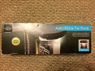 Sharper Image DESIGN Auto - Drive Tie Rack
