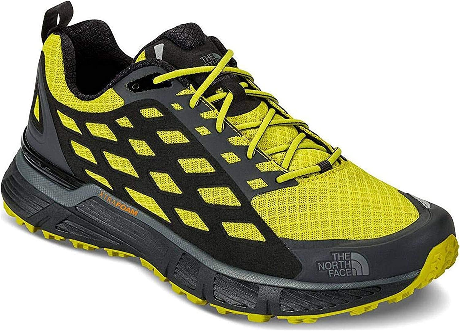 THE NORTH FACE M Endurus TR Trail Running shoes for Men Yellow