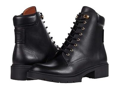 COACH Lorimer Leather Bootie