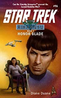 Honor Blade: Rihannsu #4 (Star Trek: The Original Series Book 96)
