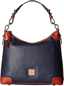 Dooney & Bourke - Pebble Leather Hobo