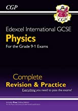 New Grade 9-1 Edexcel International GCSE Physics: Complete Revision & Practice with Online Edition (CGP IGCSE 9-1 Revision)