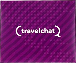 International Travel Chat SIM Card | Unlimited Chats for 1 year - e.g. Whatsapp | Prepaid Global World Traveler Sim for Iphone & Android | Europe Italy France, Brazil, China & 75 Others