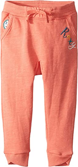 Roxy Kids - Catching Feelings Pants (Toddler/Little Kids/Big Kids)