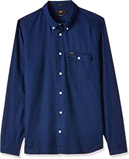 Lee Men's BUTTON DOWN VARIATION Men's Casual Shirts