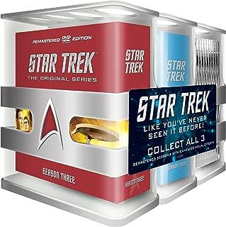 Star Trek: The Complete Original Series, Season 1-3