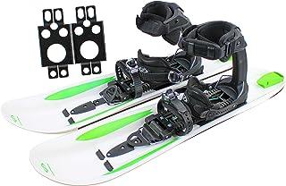 Crossblades Snöskor med mjuk stövelbindning för vandringsskor med harscheisen för snösko, vandring, snösko, skidåkning, tu...