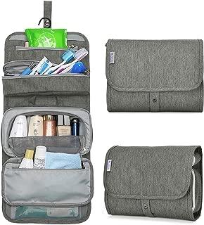 Travel Toiletry Kit, Organizer Cosmetic Bag,9.5 x2 x7.5 inch For Men & Women