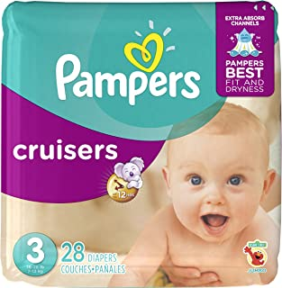 Cruisers Diapers Size 3 28 Count