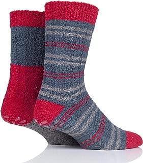 Totes Men Boot Socks Gift Box Pack of 2