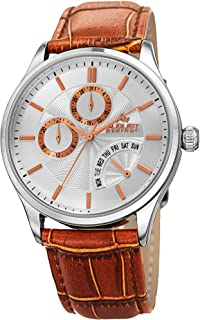 August Steiner Casual Watch Analog Display Japanese Quartz Movement For Men