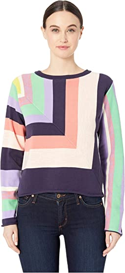 Artist Stripe Sweater