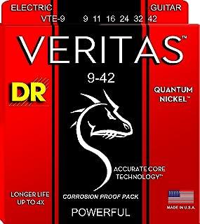 دي ار سترينغز جيتار الكتروني فيريتاس (VTE-9)