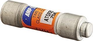 "Mersen ATQR Time-Delay/Class CC Small-Dimension Fuse, 600VAC/300VDC, 200kA AC/100kA DC, 20 Ampere, 13/32"" Diameter x 1-1/2"" Length"