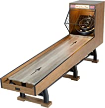 BARRINGTON Roll and Score Game Set, 10' - Vintage Games for Arcades, Fairs, Carnivals, Rec Rooms, Playrooms, Bars - Speedball Bowling Machine with LED Lights and Electronic Scorer - for Adults, Kids