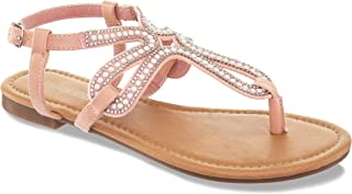 Ladies Embellished Sandals