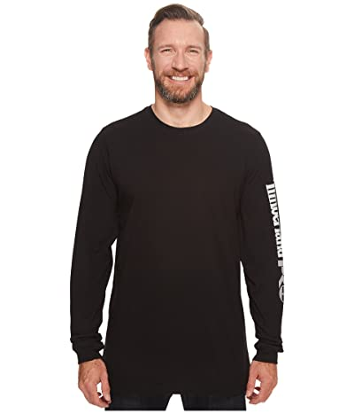 Timberland PRO Base Plate Blended Long Sleeve T-Shirt with Logo Tall