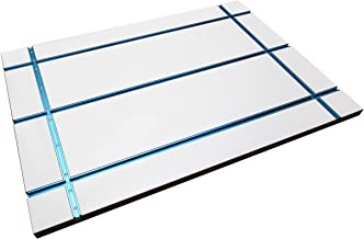 POWERTEC 71183 T-Track Table Top | Anodized Aluminum T-Track Accessories For Woodworking