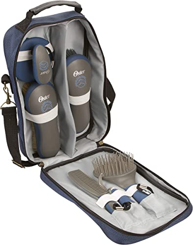 2021 Oster 2021 Equine Care Series discount 7-Piece Grooming Kit outlet sale