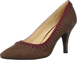 Athena Alexander Women's Stdenis Sneaker, BROWN SUEDE, 8.5 M US