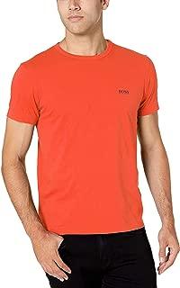 BOSS HUGO BOSS Men's Modern Fit Basic Single Jersey T-Shirt