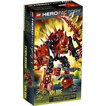 LEGO Hero Factory Xplode 7147 4568031