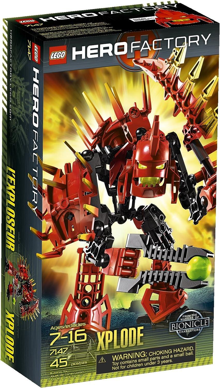 LEGO Hero Factory 7147 - XPlode
