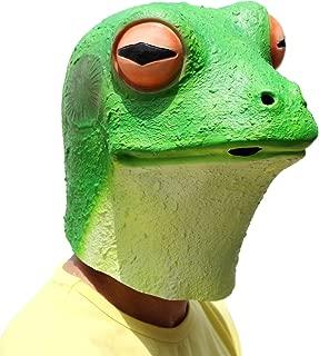 lizard halloween mask