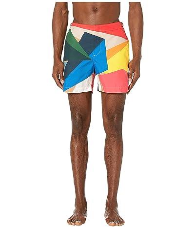 Orlebar Brown Bulldog Rob Wyn Yates Swim Shorts (Prism) Men