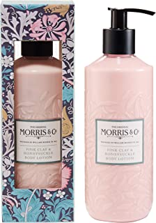 Morris & Co Pink Clay and Honeysuckle Body Lotion 300mL, 0.405 kg
