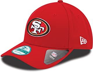 New Era NFL The League 9FORTY Adjustable Cap, Mens, Red